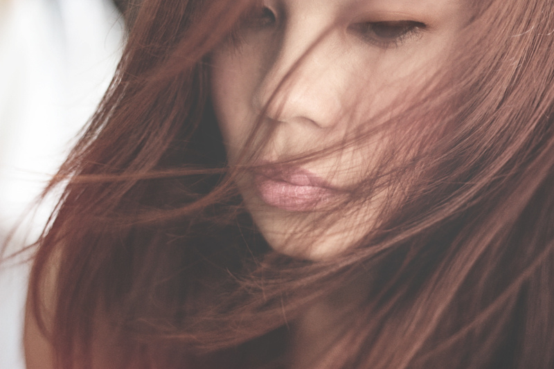 Increasing the number of hairs and volume of hairs